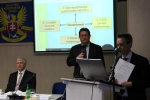 2010 - lezing over PPS Bratislava