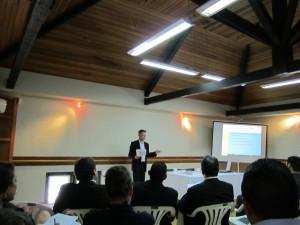 2011 - presentatie over PPS Aruba