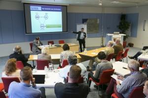 2014 - presentatie Check and balances waterbedrijven Gouda